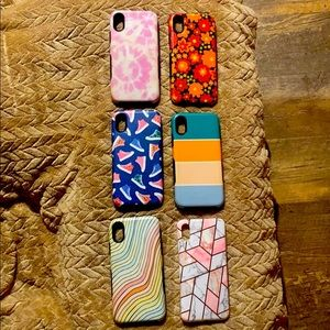 Casely IPhone XS cases purchase all or purchase 1